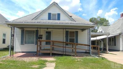 Wapello County Single Family Home For Sale: 105 N Hancock