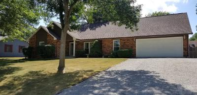 Centerville IA Single Family Home For Sale: $165,000
