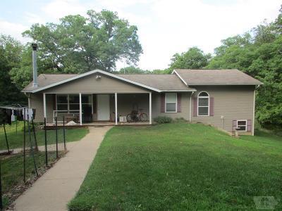 Mount Pleasant Single Family Home For Sale: 1934 White Oak Road