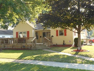 Ottumwa IA Single Family Home For Sale: $119,900