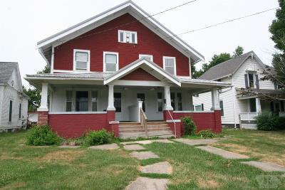 Centerville IA Multi Family Home For Sale: $74,900