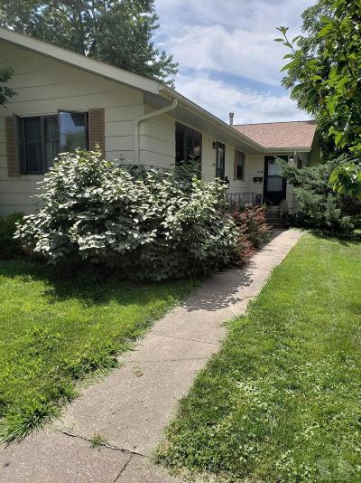 Fairfield IA Multi Family Home For Sale: $144,000