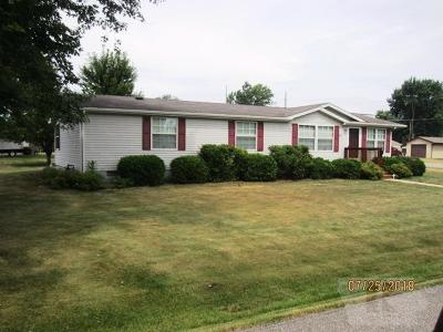 Monroe County Single Family Home For Sale: 511 S 11th St