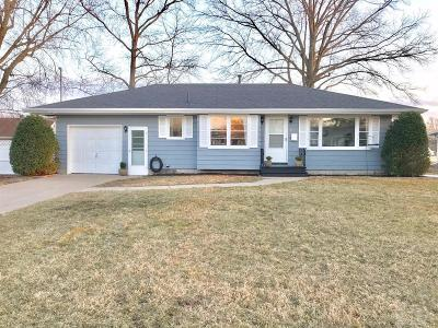 Wapello County Single Family Home For Sale: 218 Elmdale