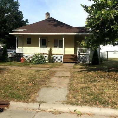 Ottumwa Single Family Home For Sale: 156 N Ransom N