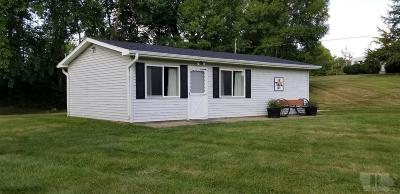 Centerville IA Single Family Home For Sale: $55,000