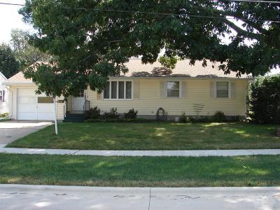 Mount Pleasant Single Family Home For Sale: 310 E Baker Street
