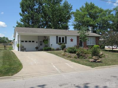 Wapello County Single Family Home For Sale: 427 S Pocahontas