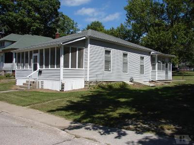 Mount Pleasant Single Family Home For Sale: 505 E Madison Street