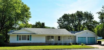Jefferson County Single Family Home For Sale: 601 N 2nd Street