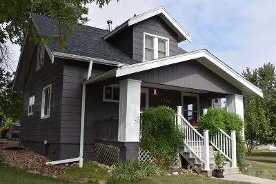 Centerville IA Single Family Home For Sale: $92,500