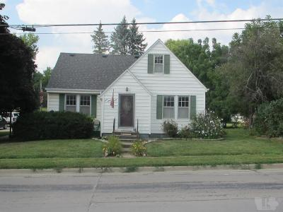 Mount Pleasant Single Family Home For Sale: 307 W Henry