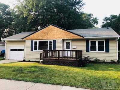 Single Family Home For Sale: 303 Iowa