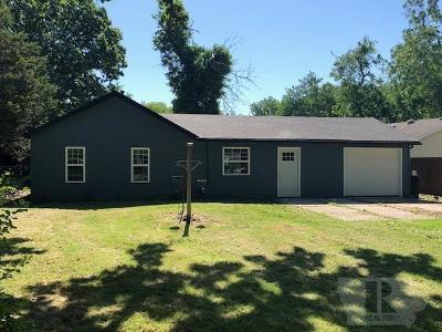 Ottumwa Single Family Home For Sale: 2404 N Court Street