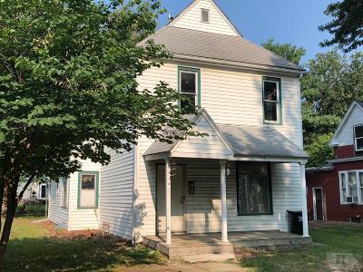 Ottumwa Single Family Home For Sale: 233 S Schuyler