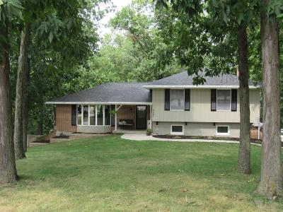Ottumwa Single Family Home For Sale: 2321 Timberlane