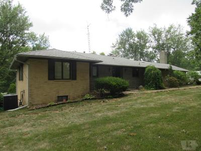 Davis County Single Family Home For Sale: 1104 E Franklin