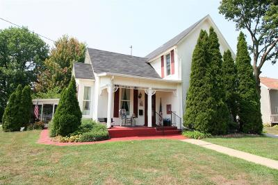Centerville IA Single Family Home For Sale: $74,500