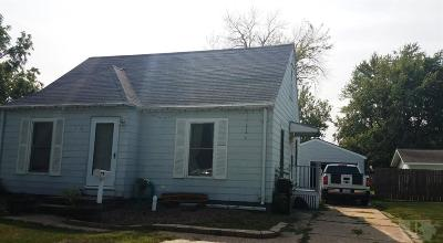 Ottumwa IA Single Family Home For Sale: $69,000