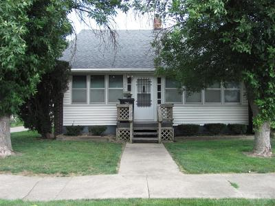 Ottumwa Single Family Home For Sale: 126 S Ward