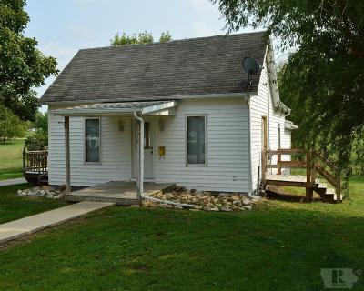 Appanoose County Single Family Home For Sale: 312 E 4th