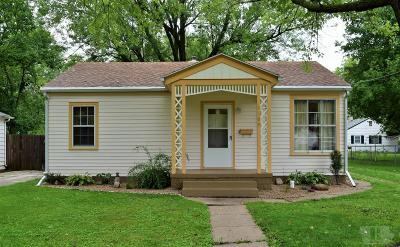 Jefferson County Single Family Home For Sale: 1104 S 3rd Street