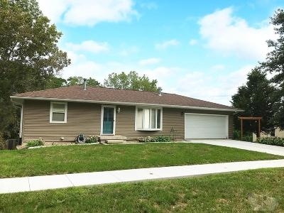 Wapello County Single Family Home For Sale: 710 N Foster Avenue