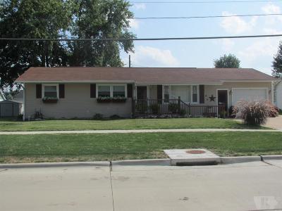 Mount Pleasant Single Family Home For Sale: 408 Baker Street