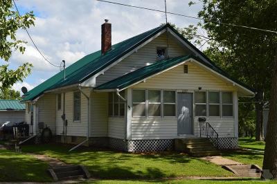 Wayne County Single Family Home For Sale: 307 S Dekalb Street