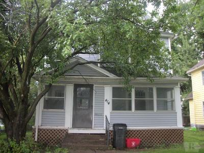 Ottumwa Single Family Home For Sale: 414 N Weller