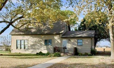 Keosauqua IA Single Family Home For Sale: $105,000