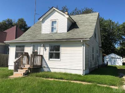 Ottumwa Single Family Home For Sale: 537 S Milner