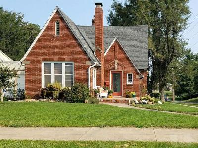 Centerville IA Single Family Home For Sale: $135,000