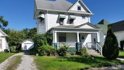 Ottumwa Single Family Home For Sale: 334 N Weller