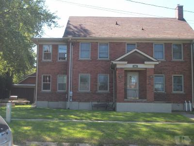 Ottumwa Single Family Home For Sale: 341 N Quincy