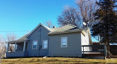 Ottumwa IA Single Family Home For Sale: $54,000