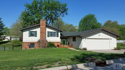 Ottumwa Single Family Home For Sale: 1405 Brentwood