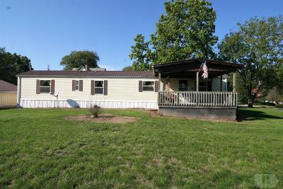 Mystic IA Single Family Home For Sale: $44,500