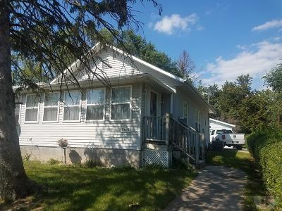 Ottumwa Single Family Home For Sale: 1309 Locust
