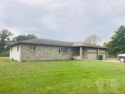 Van Buren County Single Family Home For Sale: 811 Louis Street