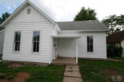 Appanoose County Single Family Home For Sale: 515 S 16th