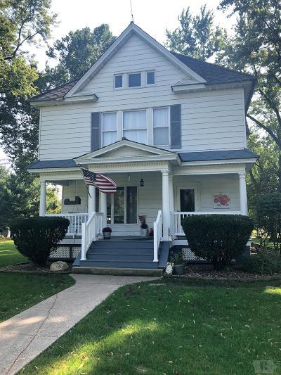 Richland Single Family Home For Sale: 202 E Wasson