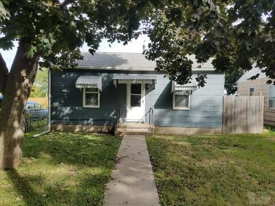 Ottumwa Single Family Home For Sale: 922 Lillian