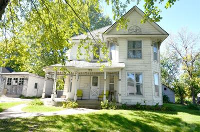 Appanoose County Single Family Home For Sale: 534 N Main Street