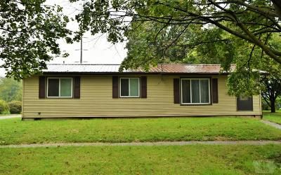 Fairfield IA Single Family Home For Sale: $79,900