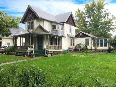Wapello County Single Family Home For Sale: 525 Chester Avenue