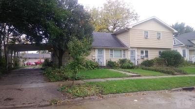 Fairfield IA Multi Family Home For Sale: $299,900