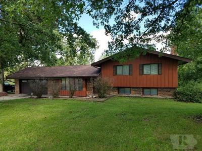 Blakesburg Single Family Home For Sale: 22971 Hwy 34