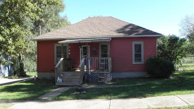 Appanoose County Single Family Home For Sale: 517 N 6th Street