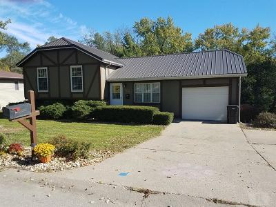 Wapello County Single Family Home For Sale: 606 Winchester